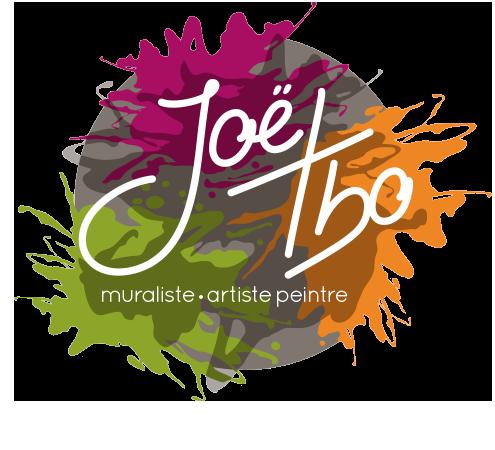 Joë Tbo • muraliste – artiste peintre